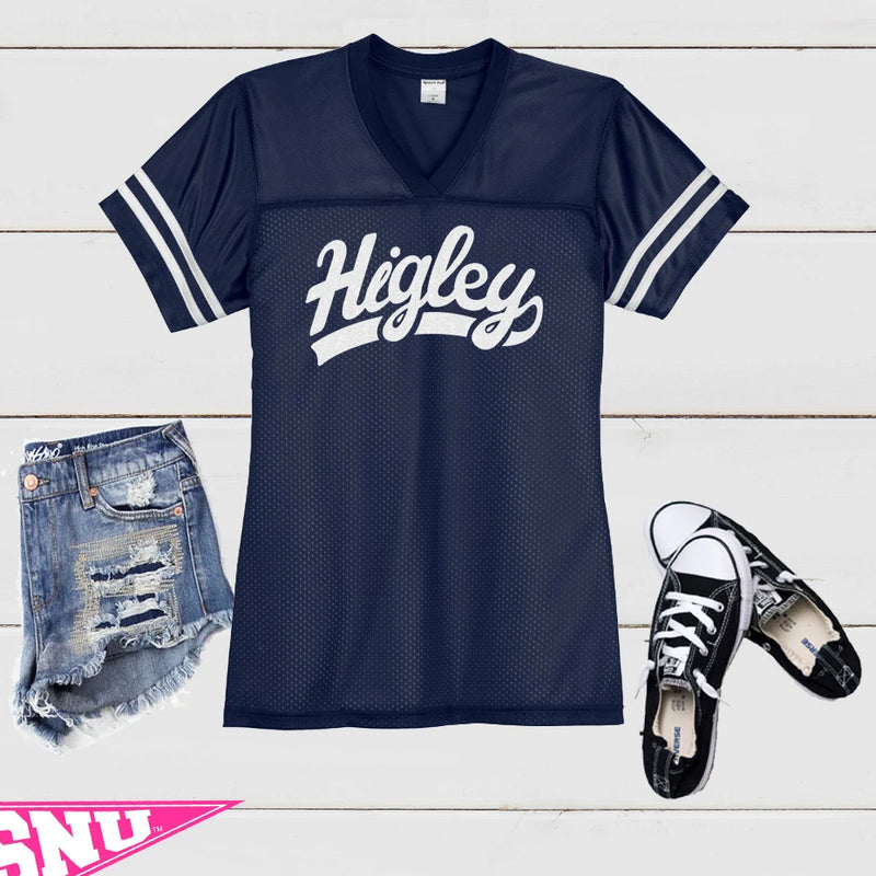 higley knights football jersey
