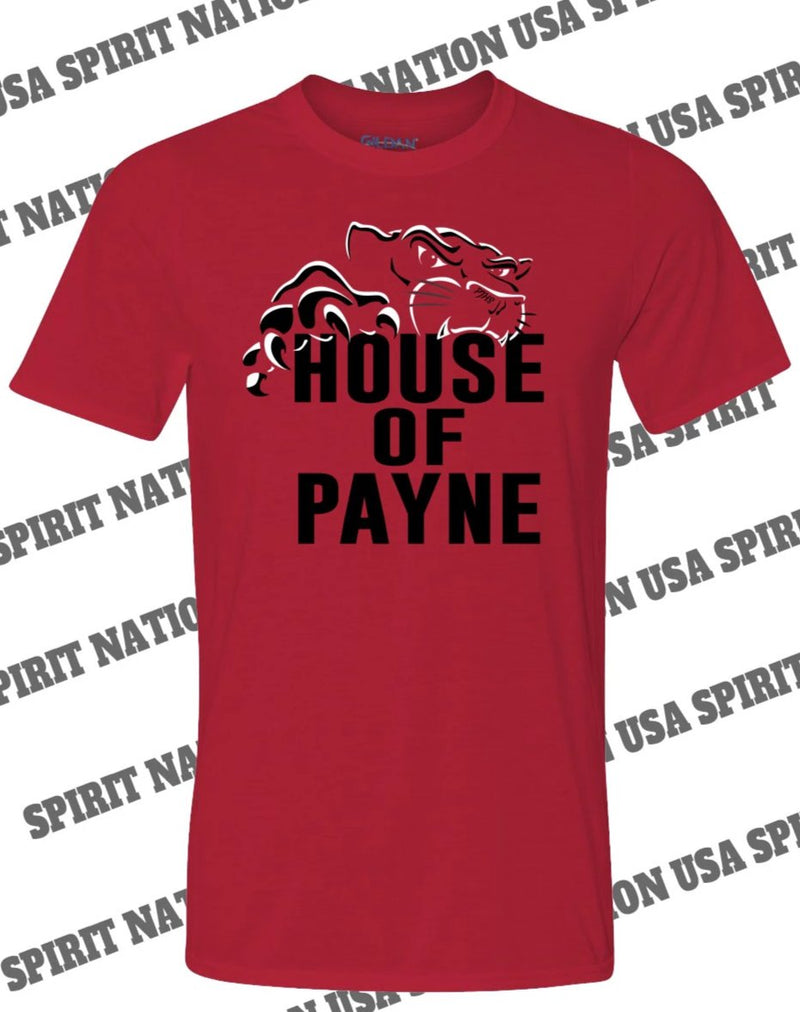 house of payne junior high tee