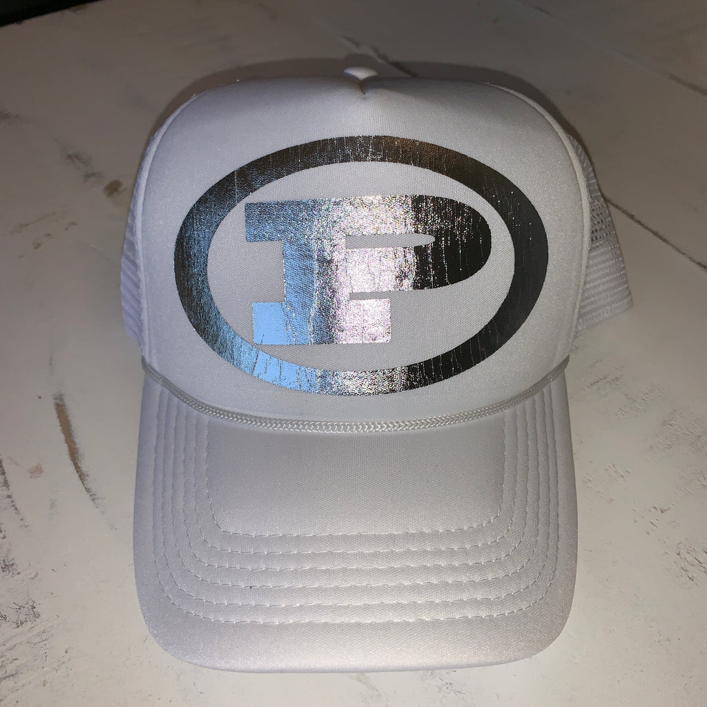 pinnacle pioneers trucker hat