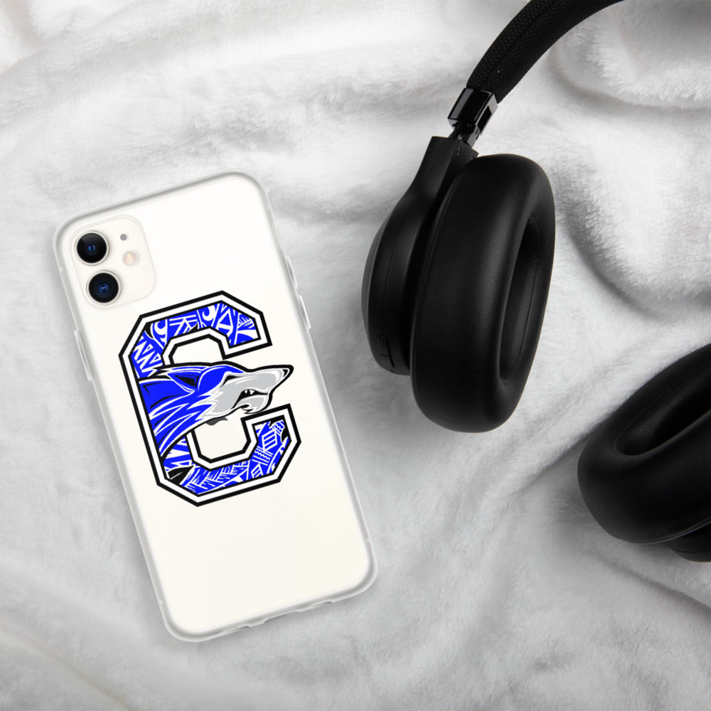 chandler wolves iPhone case