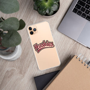 hamilton huskies iPhone case