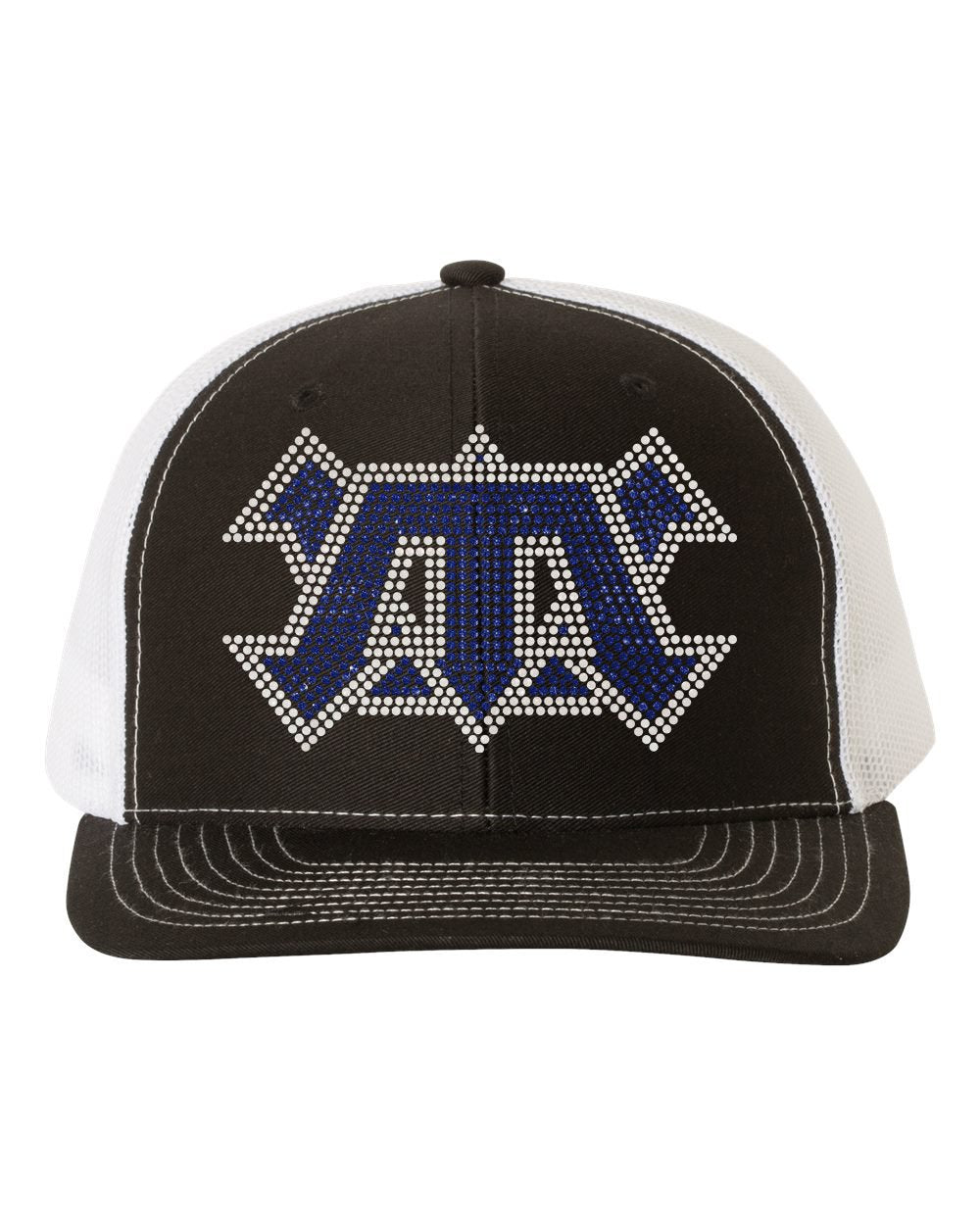 cats rhinestone baseball hat