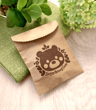 Animal Crossing Wood Pin Bag
