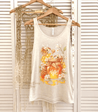 Bee-utiful Honey Bees Tank Top