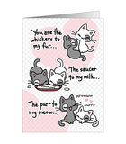 Best Friends Cats Gift Card