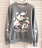 Fuwafuwa Fluffy Sheep Sweatshirt