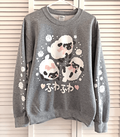 Fuwafuwa Sheep Sweatshirt