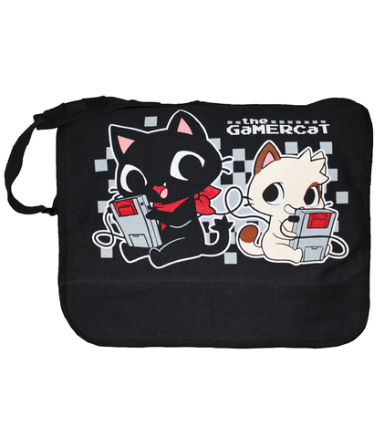 Gaming Buddies Deluxe Messenger Bag