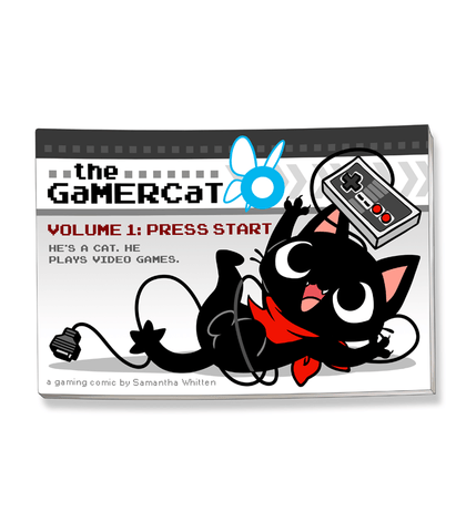 The GaMERCaT Volume 1 Book