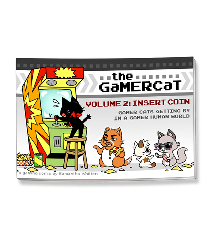 The GaMERCaT Volume 2 Book
