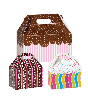 Gable Gift Box