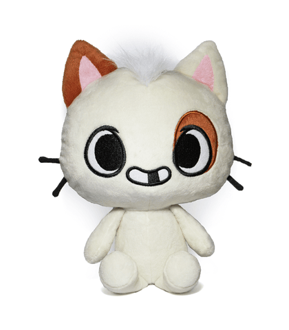 Glitch Cat Plush