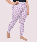 Lavendeer Fawn Prance Leggings Plus Size