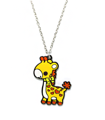 Loving Giraffe Necklace