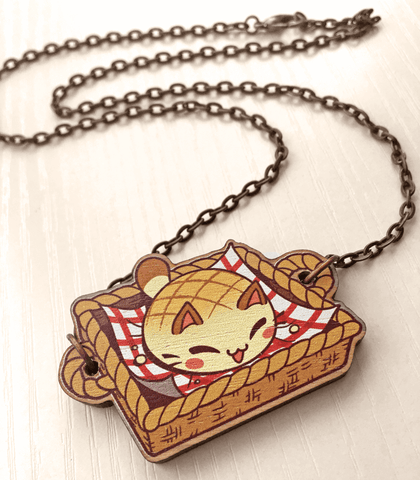 Nyanpan necklace
