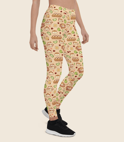 Nyanpan Cat Leggings