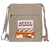 Nyanpan cinch bag