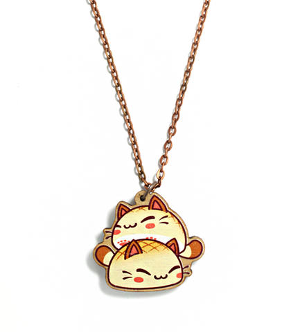 Nyanpan Stack Necklace
