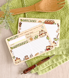 Nyanpan recipe cards