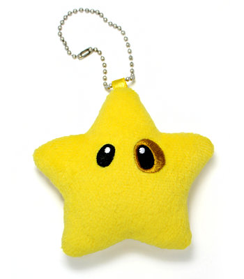 Glitch's Star Mini Plush