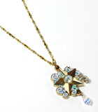Golden Wishing Star Necklace