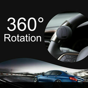 𝐁𝐔𝐘𝟏 𝐓𝐀𝐊𝐄 𝟏! UNIVERSAL 360° STEERING WHEEL BOOSTER KNOB