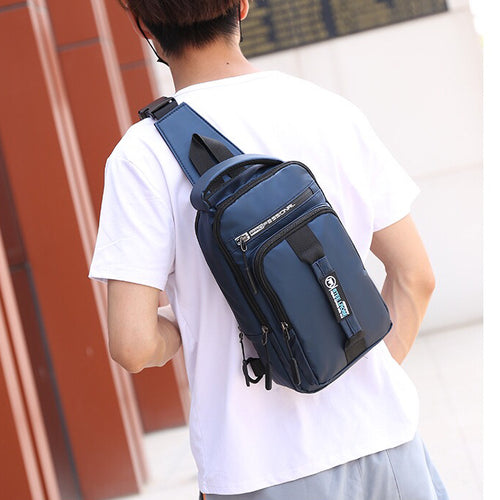 Men's Multi-Functional Leisure Breast Bag  ✅FREE SHIPPING ✅CASH ON DELIVERY!