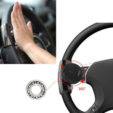 Load image into Gallery viewer, 𝐁𝐔𝐘𝟏 𝐓𝐀𝐊𝐄 𝟏! UNIVERSAL 360° STEERING WHEEL BOOSTER KNOB