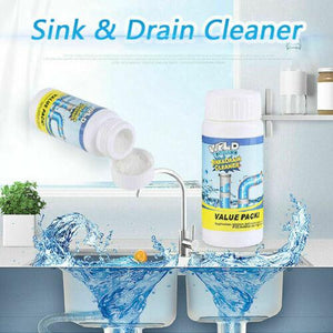 PIPE DREDGE DEODORANT SINK AND DRAIN CLEANER - ✅BUY 1 TAKE 1 ✅FREE SHIPPING