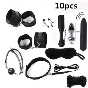 Erotic BDSM Ticklers And Restraint Kit Accessories For Bondage Fetish