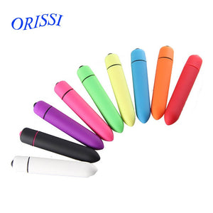Wireless Mini Bullet Vibrator In Different Color