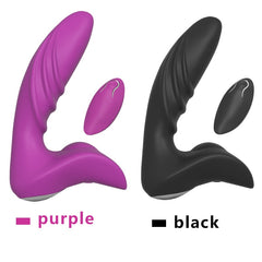 Wireless Remote Control Anal Vibrator And Prostate Massager