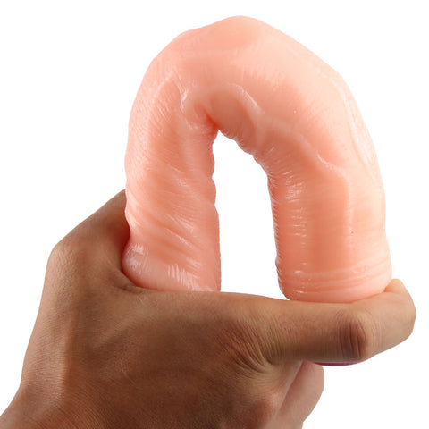 Huge Lifelike Vibrating Dildo For G Spot And Clit Stimulation