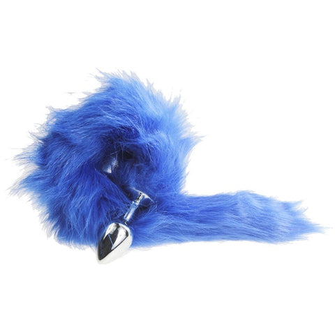 11 Different Color Furry Fetish Cat Tail Animal Butt Plug