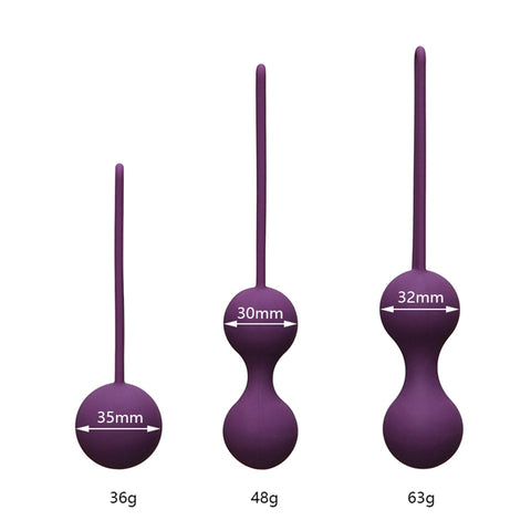 Vibrating Ben Wa Balls For Vaginal Exercise And G Spot Stimulation
