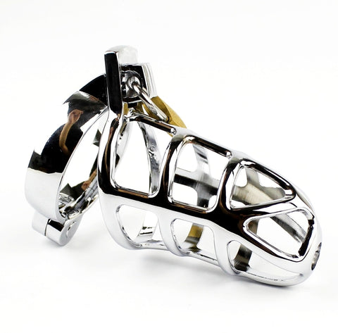 Top Quality Alloy Chastity Devices Cock Cage