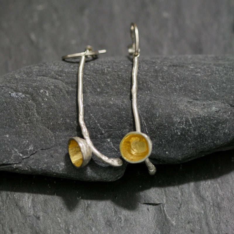 Acorn Drop Earrings