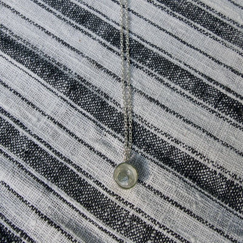 Acorn Small Necklace