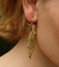 Fern Earrings