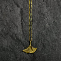 Gingko Simple Necklace