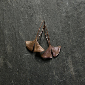 Gingko Earrings