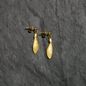Sycamore Half Stud Earrings