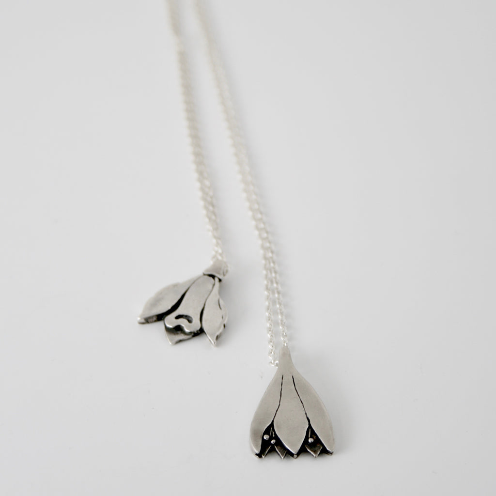 Snowdrop Deco Necklace