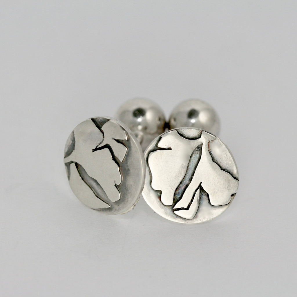 Gingko Cufflinks