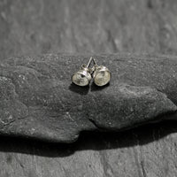 Acorn Tiny Stud Earrings
