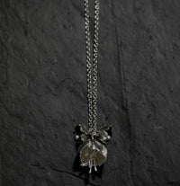 Peony Long Necklace