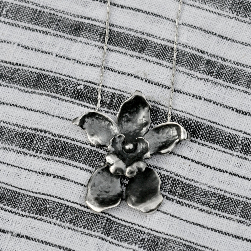 Spider Orchid Necklace