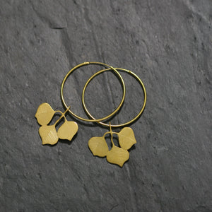 Tallow Hoops Earrings