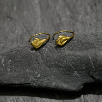Bud Flat Earrings