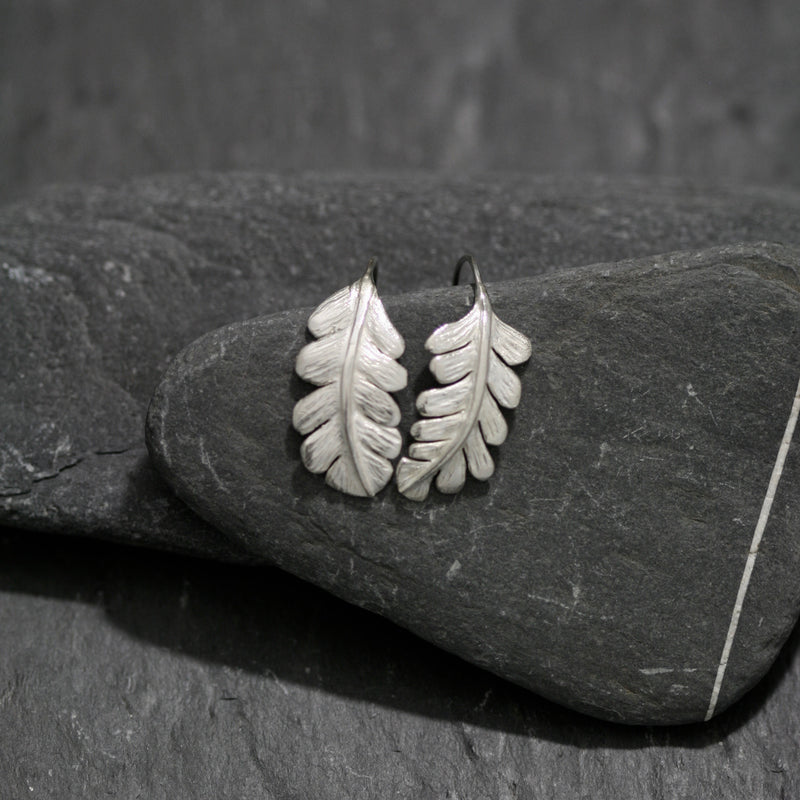 Oak Leaf Earring